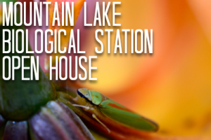Mountain Lake Biological Station Open House